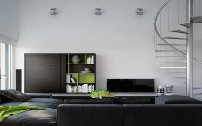 公寓现代简约风格