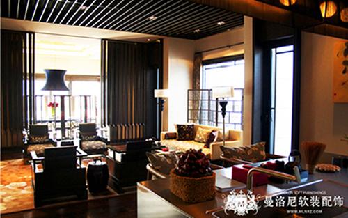 泰禾别墅现代中式